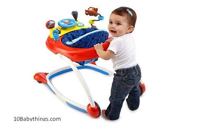 Best Disney Little Racer 2-In-1 Baby Walker Review