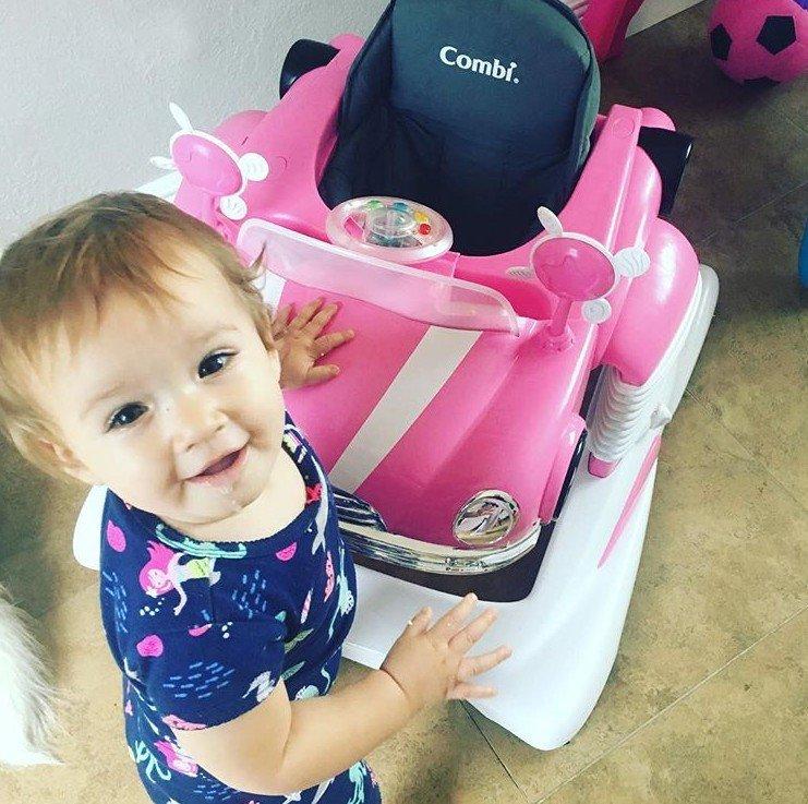 Best Combi Baby Activity Walker Review