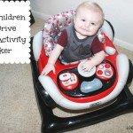Best Delta Children Lil' Drive Baby Activity Walker Review 2018