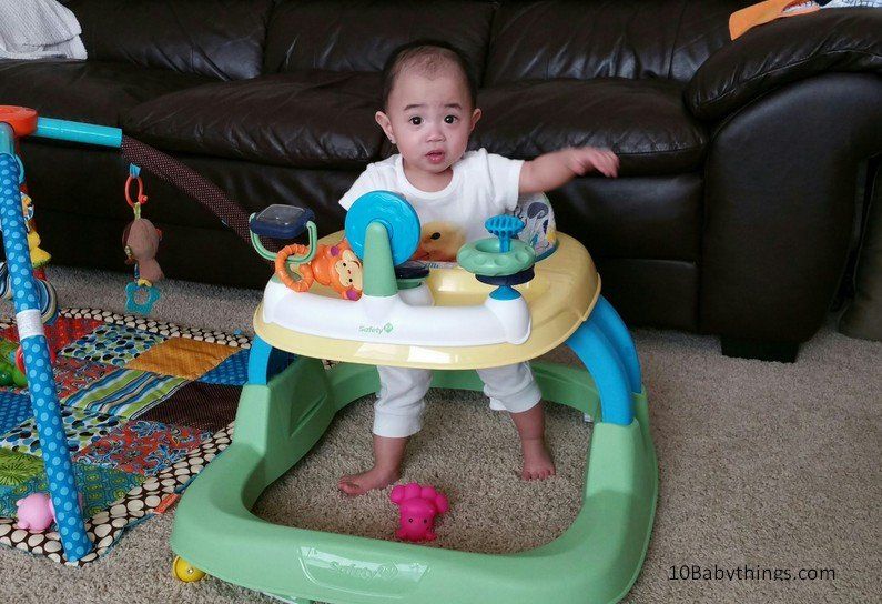 Best Safety First Sounds N Lights Discovery Walker Review 2018