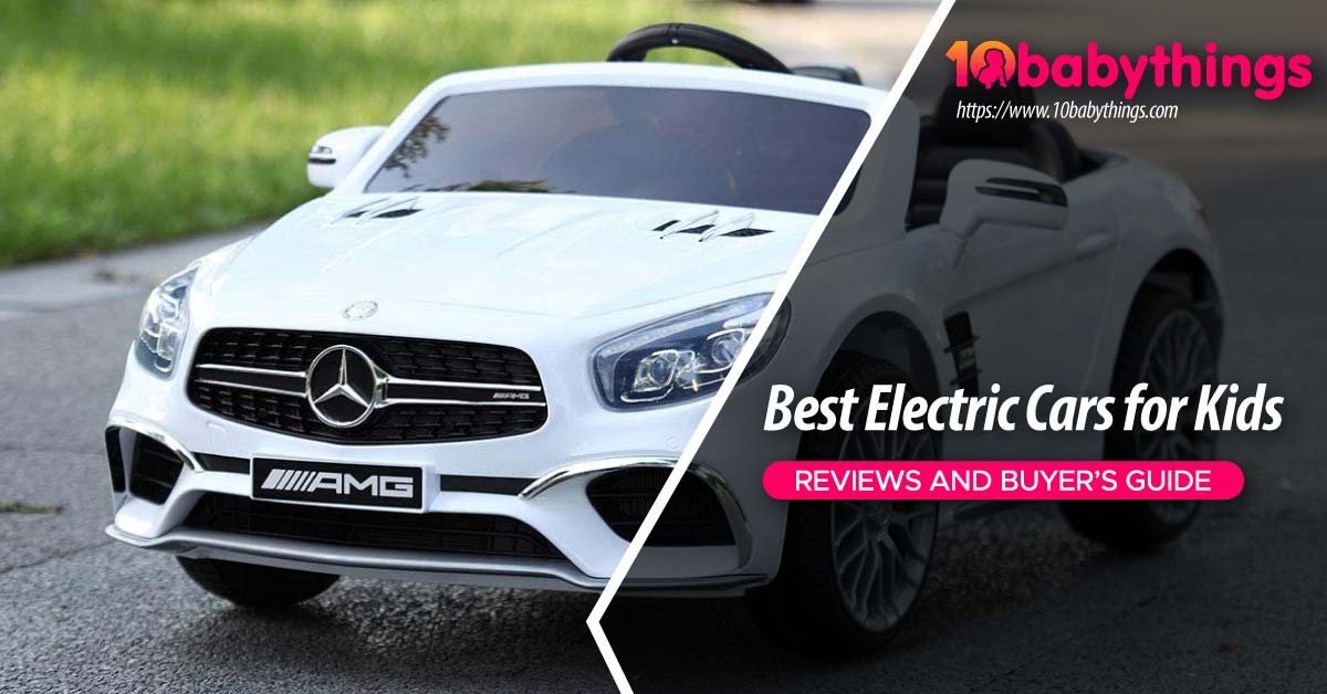Best Electric Cars for Kids