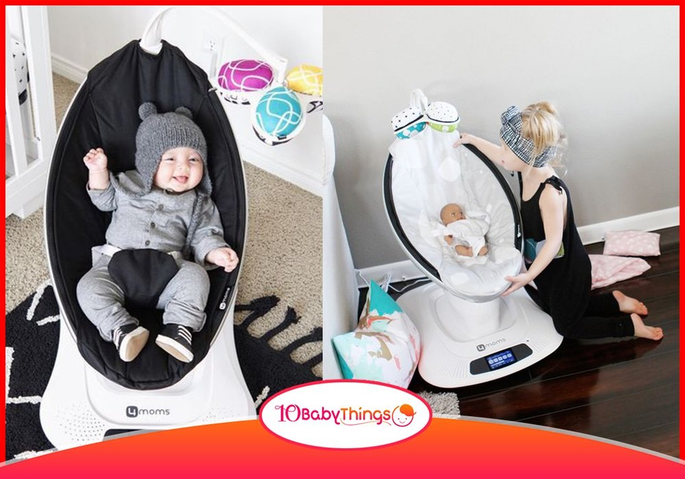 Best Baby Swings in 2019 – Buyers Guide