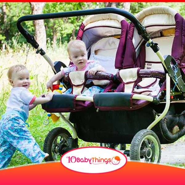 Best Double Strollers in 2019 Buyers Guide