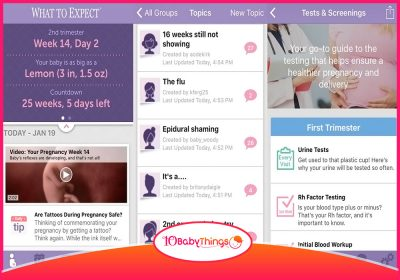 Best Pregnancy Apps for a Smooth Journey