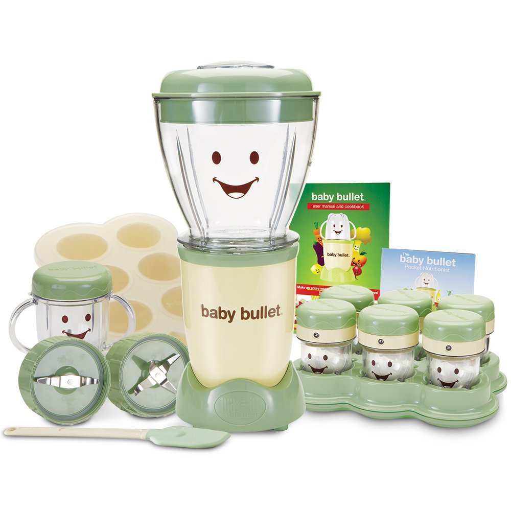 best baby food puree machine