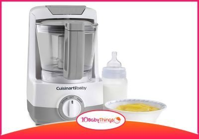 Cuisinart Baby Food Maker Review
