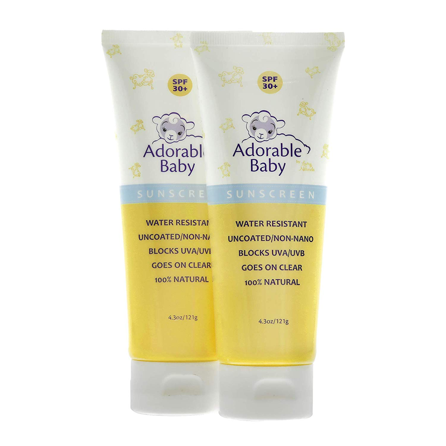 Adorable Baby All Natural Sunscreen