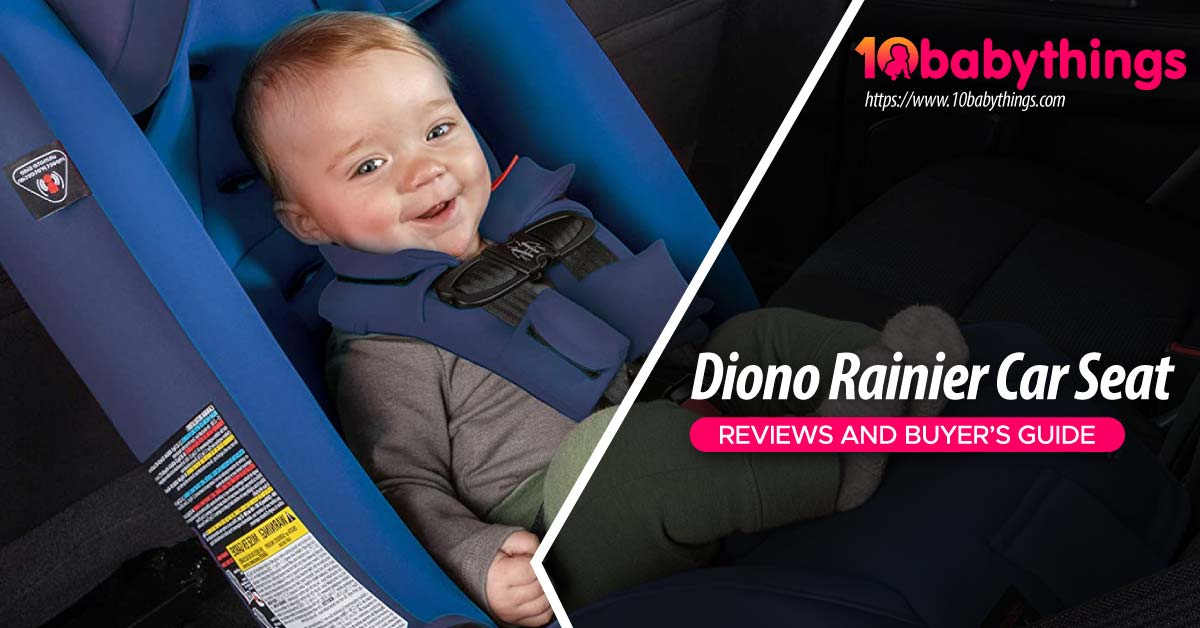 Diono Rainier Car Seat
