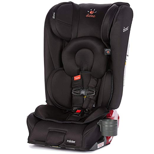Diono Rainier All-in-One Convertible Car Seat Review