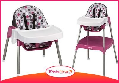 Evenflo Convertible High Chair Review
