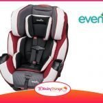 Evenflo Symphony Elite All-in-One Car Seat Review
