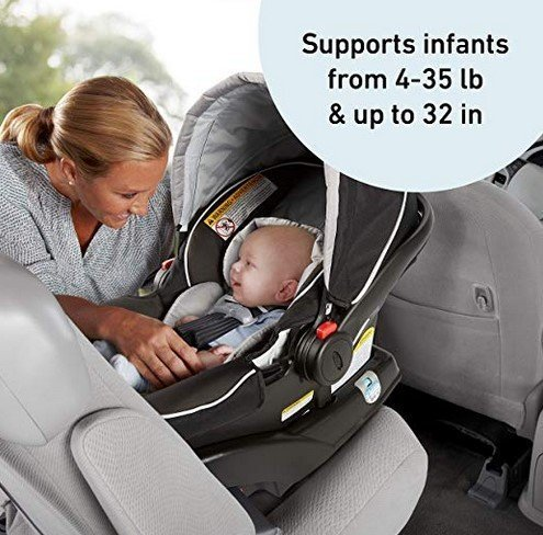 Amazing Graco Snugride Click Connect 35 Infant Car Seat Review Alphanode Cool Chair Designs And Ideas Alphanodeonline