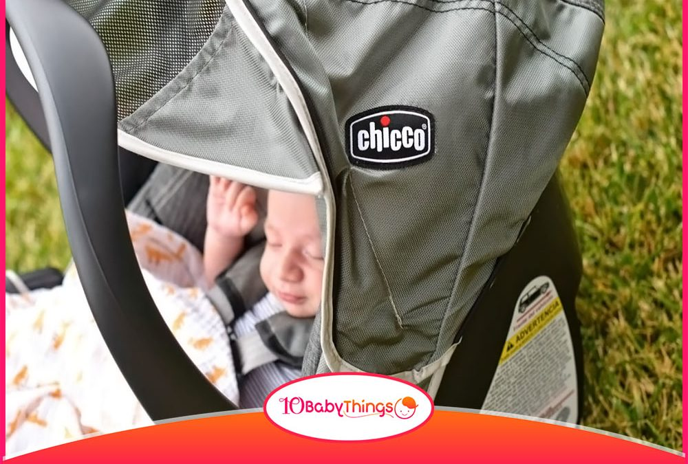 Chicco KeyFit 30 – #1 Infant Car Seat Review