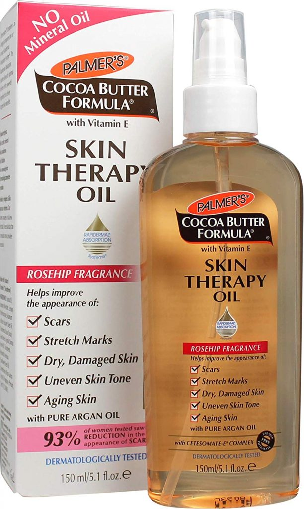 best oil for stretch mark removel