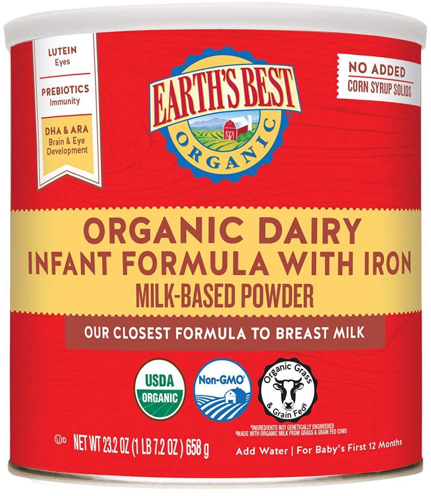 Best Dairy Formula