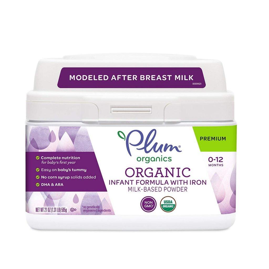 Best Organic Infant Formula