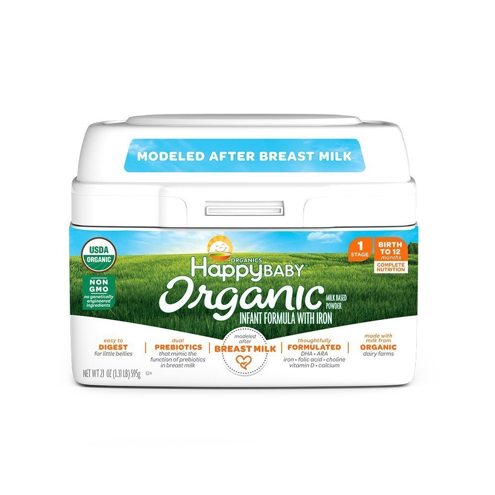 Best Natural Baby Formula