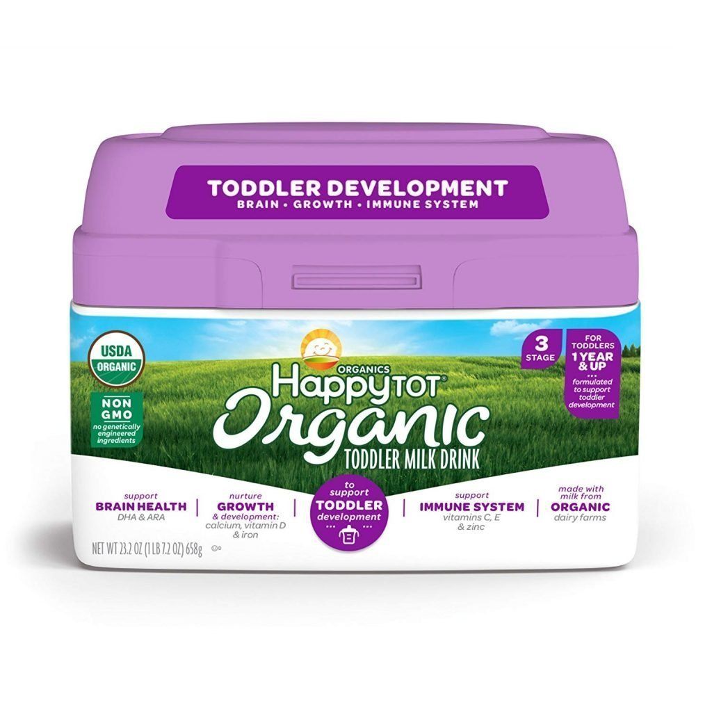 Best Organic Toddler Formula