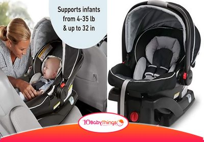 Graco SnugRide Click Connect 35 Infant Car Seat Review