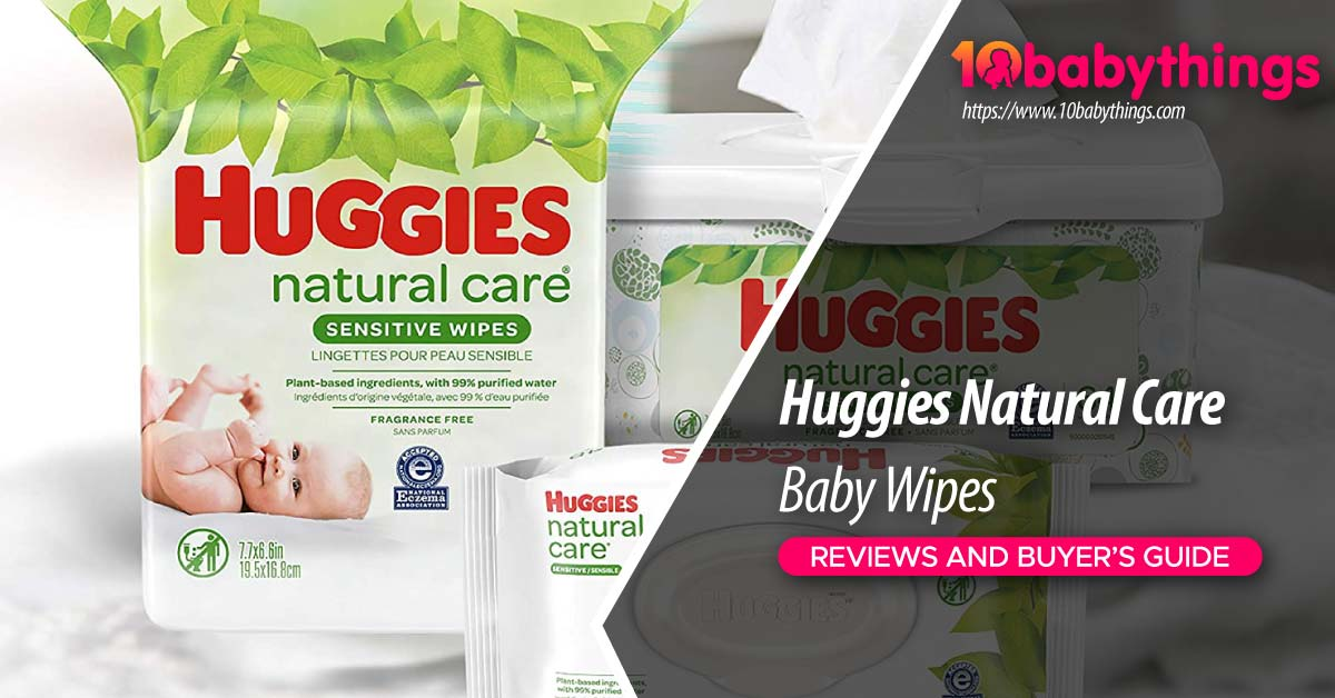 HUGGIES Natural Baby Wipes