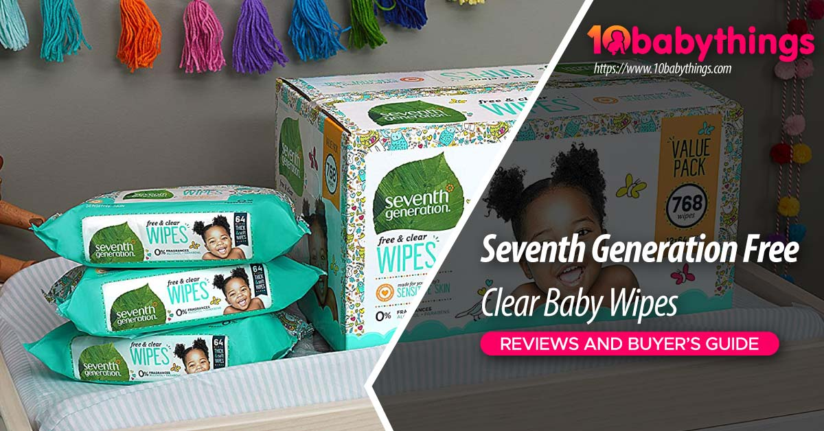 Seventh Generation Baby Wipes Review