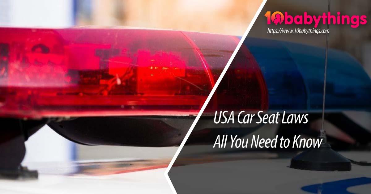 USA Car Seat Laws